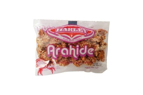 Arahide caramelizate cu susan 60 gr