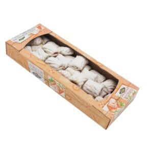 Minicornulete capsuni 400 gr