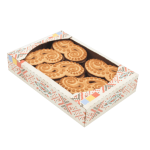 Biscuiti Cheia Sol glazurati 480 gr
