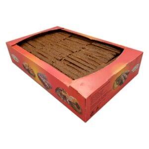 3170-Napolitane cu crema cacao glazurate 2 kg