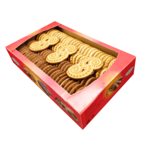 Biscuiti Cheia Sol glazurati 15 kg