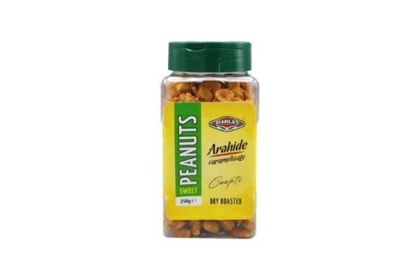Arahide caramelizate 250 gr