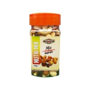 Mix (migdale, caju, arahide, stafide)-150-gr
