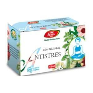 ceai antistres fares
