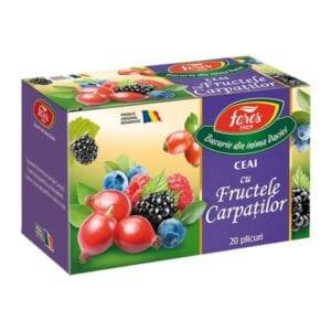 ceai cu fructele carpatilor fares