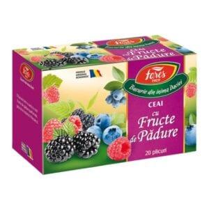 ceai fructe de padure fares