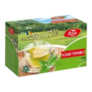 ceai verde fares