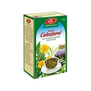 ceai colesterol punga