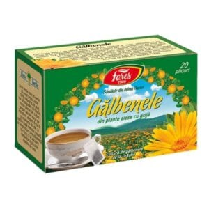 ceai galbenele Fares