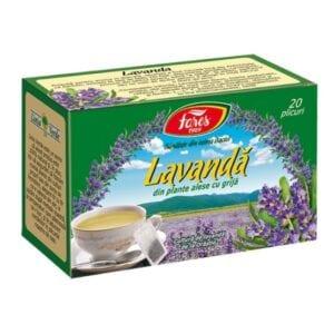 ceai lavanda fares