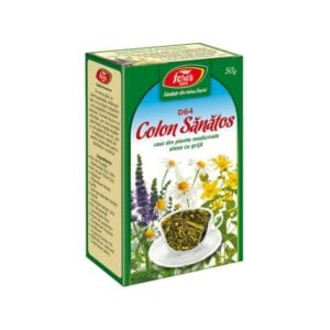 ceai colon sanatos fares