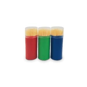 Scobitori-bambus-Safir-set-12-tuburi