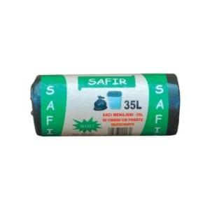Saci-menajeri-HDPE-ECO-SAFIR-35-litri-NEGRI-50