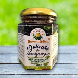 dulceata de coacaze negre
