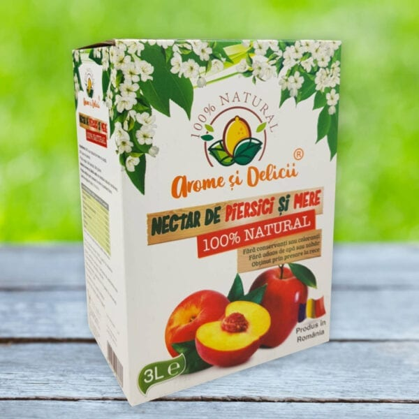 Nectar-de-piersici-si-mere-3L 2